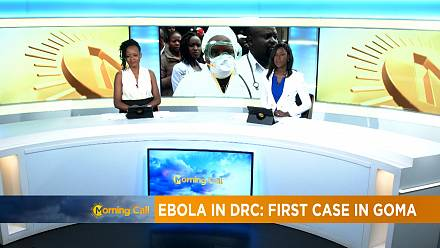 DR Congo: First case of Ebola in Goma [The Morning Call]