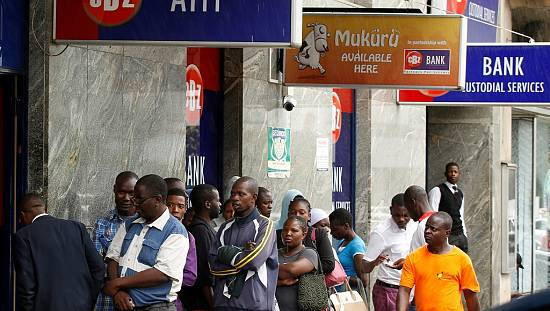 Life gets harder as Zimbabwe records high inflation