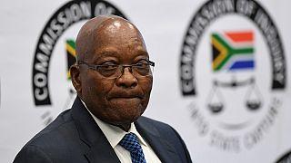 Afrique du Sud : Jacob Zuma se dit victime de menaces de mort