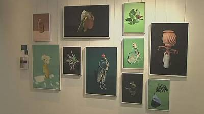 Affordable unique South African art on display