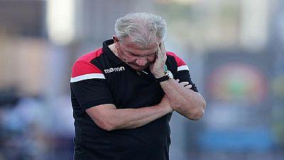 """Foot : le coach de l'équipe de Guinée, Paul Put, limogé pour """"résultat pas satisfaisant"""""""