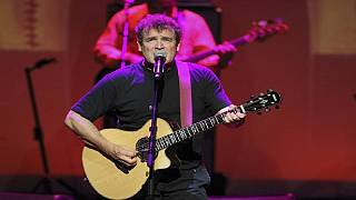 South Africa mourns anti-apartheid singer 'White Zulu' Johnny Clegg