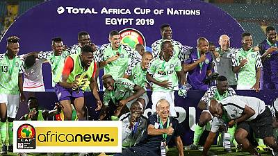 AFCON 2019: Super Eagles clinch bronze