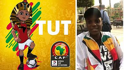 Zimbabwean treks to Cairo for AFCON: Gets final treat plus return air ticket