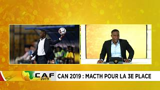 AFCON Daily: 3rd place match [Episode 16]