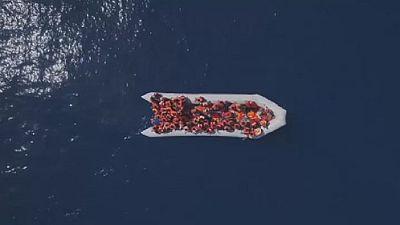 Le périlleux périple d'un migrant vers les États-Unis