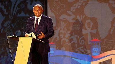 Le président de la CAF interpellé à Paris, la FIFA promet une enquête