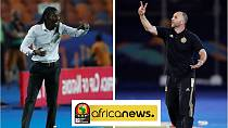 Cisse vs. Belmadi: AFCON 2019 final, a battle of two local managers