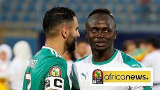 Senegal vs. Algeria: Leadership of Mane, Mahrez at AFCON 2019