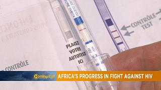 Africa's progress in the fight against HIV and AIDS  [The Morning Call]