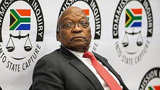 Afrique du Sud : jugé trop insistant, l'interrogatoire de Zuma suspendu
