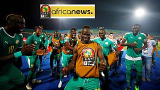 Will Senegal join list of African football champions?