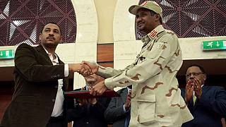 Sudan opposition skeptical about power-sharing deal