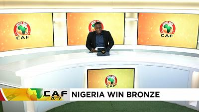AFCON Daily: Nigeria wins bronze medal [Episode 17]