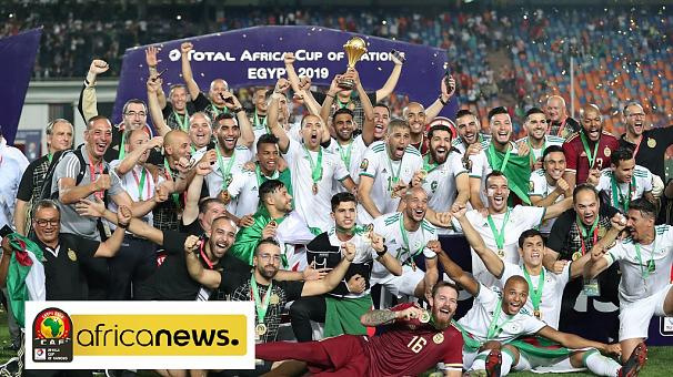 [LIVE] AFCON 2019 final: Algeria crowned champions