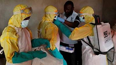 Ebola combat: DRC police, soldiers to enforce hand-washing, fever checks