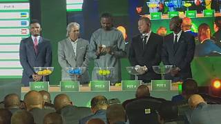 AFCON 2021 qualifiers held in Cairo