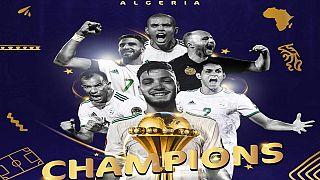 CAN 2019 : l'Algérie remporte le deuxième trophée de son histoire