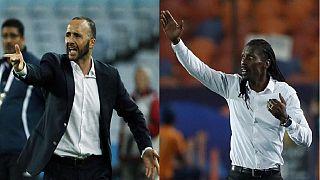 CAN 2021 : les coaches finalistes en 2019 seront-ils présents ?