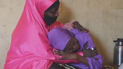 Nigeria ambush victims' family grieve