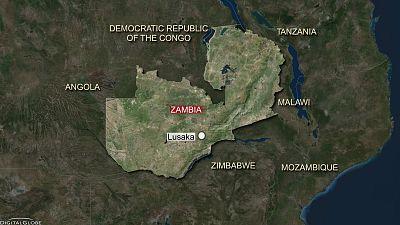 Zambians protest government corruption