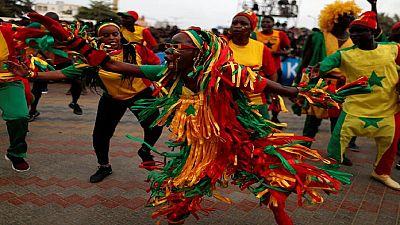 CAN 2019 : un accueil triomphal pour les Lions du Sénégal