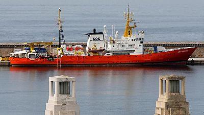 Migrants : après l'arrêt de l'Aquarius, SOS-Méditerranée relance les secours
