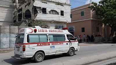 Loud explosion and gunfire heard in Somali capital Mogadishu