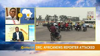 Le correspondant d'Africanews victime d'agression [Morning Call]