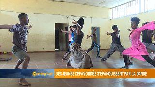 En Côte d'Ivoire, des jeunes défavorisés s'épanouissent par la danse [TMC]