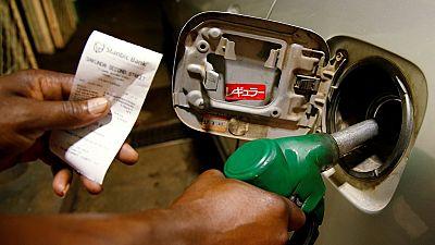 Zimbabwe raises fuel prices again