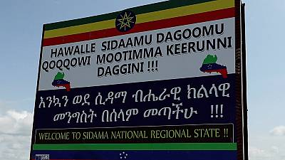 Ethiopia deploys soldiers to take over security in southern region