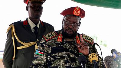 South Sudan's Kiir warns against planned protests