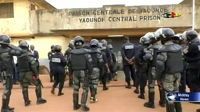 Cameroon govt blames opposition, separatists for live-streamed prison riot
