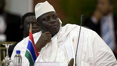 Gambie : l'ex-président Jammeh accusé d'avoir fait tuer des dizaines de migrants ghanéens