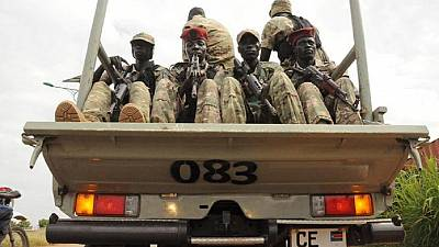 South Sudan army, rebels clash near Juba