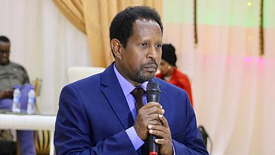 Female bomber in Mogadishu mayor's office targeted UN envoy