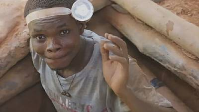 La fièvre de l'or empoisonne l'Afrique
