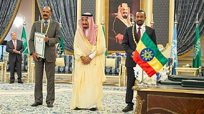 Ethiopia-Eritrea peace: Two gold medals, twin pacts and two regions