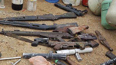 Niger : saisie d'une vingtaine d'armes aux portes de Niamey