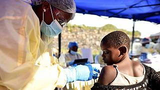 Ebola en RDC : l'utilisation d'un second vaccin en question
