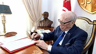 [Obituary] highlights of Tunisia president Essebsi's political legacy