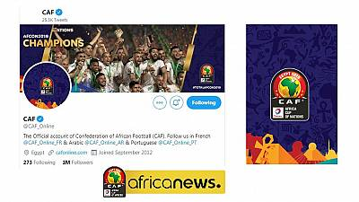AFCON 2019: CAF deserves medal for social media coverage