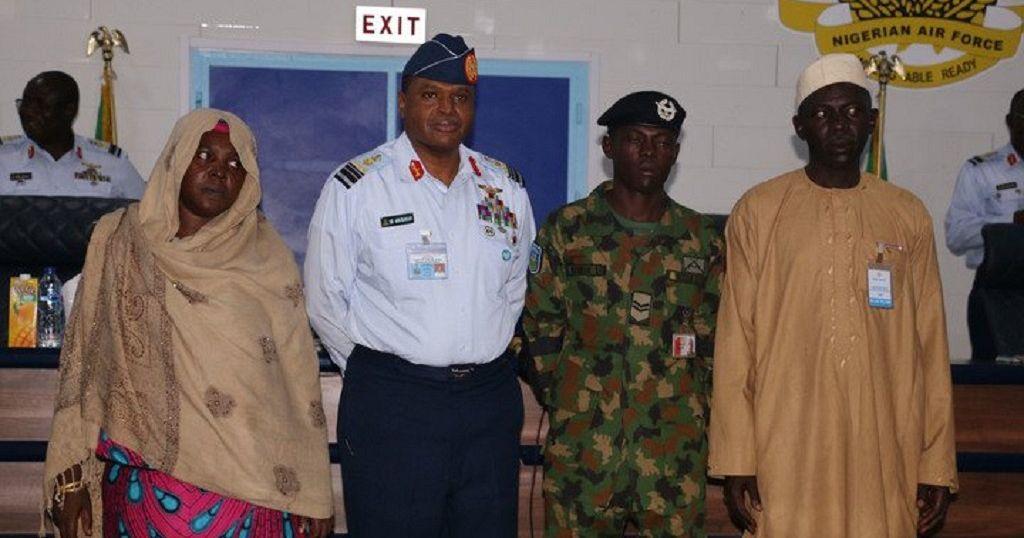 Image result for nigerian soldier promoted bashir umar