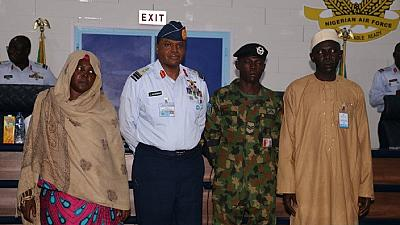Nigeria Air Force promotes officer who returned missing $41,000