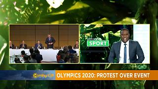 Protests over Tokyo 2020 Olympics