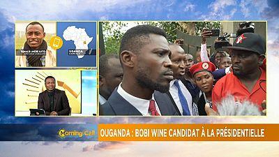 Ouganda : Bobi Wine annonce sa candidature [Morning Call]