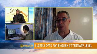 Algeria mull use of English language in university curriculum [Morning Call]