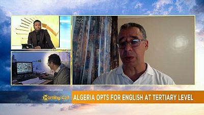Algérie : l'anglais va-t-il remplacer le français à l'université ? [Morning Call]