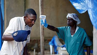 Central African Republic wary of possible Ebola outbreak